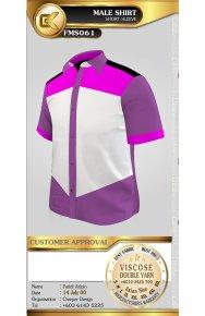 F1 Shirt Male Female Muslimah Shirt, Short Quarter Long Sleeve (6)