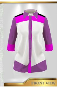 F1 Shirt Male Female Muslimah Shirt, Short Quarter Long Sleeve (7)